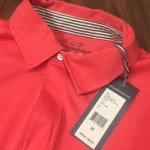 Vineyard Vines Men's Shirt NWT Long Sleeve
